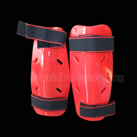 dipped foam shin guards