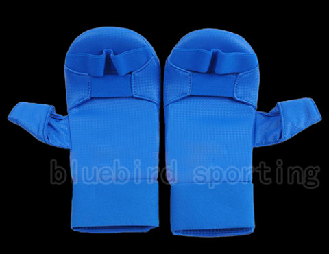 karate gloves with thumb