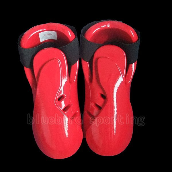 59416dd948d Foot protector. Martial Arts Karate Sparring Boots. dipped foam gear