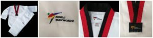 Taekwondo Uniforms World Taekwondo New Logo