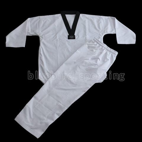 fighter dobok taekwondo