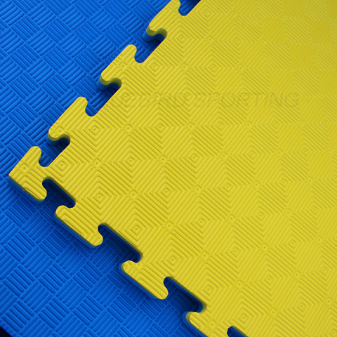 martial arts interlocking mats