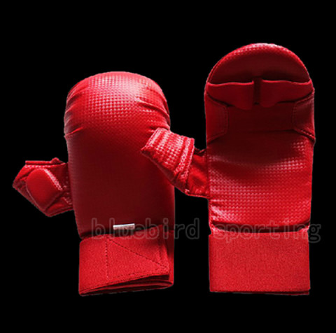 karate punch red
