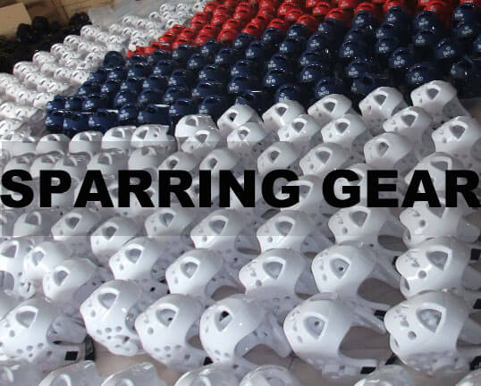 sparring gears supply